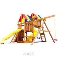Фото Rainbow Play Systems Sunshine Clubhouse