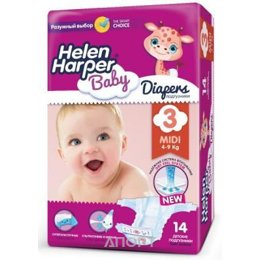 Helen Harper Baby 3 Midi (14 шт.)