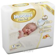 Фото Huggies Elite Soft 1 (84 шт.)