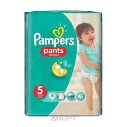 Pampers Pants Junior 5 (15 шт.)