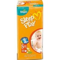 Фото Pampers Sleep&Play Junior 5 (11 шт.)