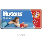 Фото Huggies Classic 2 (37 шт.)