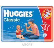 Фото Huggies Classic 3 (31 шт.)