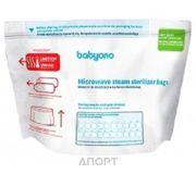 Фото BabyOno Пакеты для стерилизации в микроволновой печи (1038)