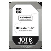Фото Hitachi Ultrastar He10 10TB SAS (HUH721010AL5204/0F27354)