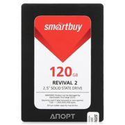 Фото Smartbuy Revival 2 120GB (SB120GB-RVVL2-25SAT3)