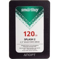 Фото Smartbuy Splash 2 120GB (SB120GB-SPLH2-25SAT3)