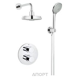Grohe Grohtherm 3000 Cosmopolitan 34399000