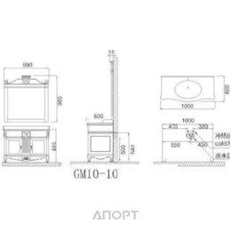 Godi GM10-10