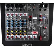Фото Allen & Heath ZEDi-10FX