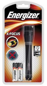 Фото Energizer X-Focus 2AA