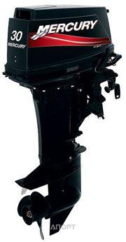 пуск лодочного мотора меркурий