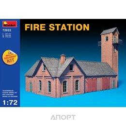 MiniArt Fire Station (MA72032)