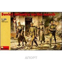 MiniArt Советская пехота на марше (MA35002)