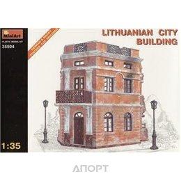 MiniArt Литовское городское здание (MA35504)