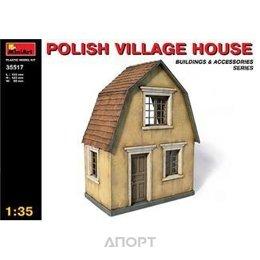 MiniArt Польский деревенский дом (MA35517)