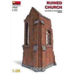 MiniArt Руины церкви (MA35533)