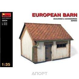 MiniArt Европейский сарай (MA35534)