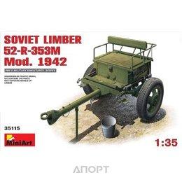 MiniArt Артиллерийский передок 52-R-353M Обр. 1942 (MA35115)