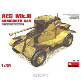 MiniArt Британский бронеавтомобиль AEC Mk.II (MA35155)