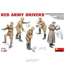 MiniArt Водители красноармейцы (MA35144)