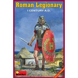 MiniArt Римский легионер, I век нашей эры (MA16005)