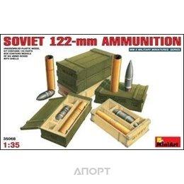 MiniArt Советские 122-мм боеприсы (MA35068)
