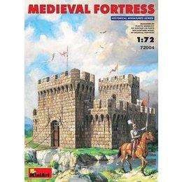 MiniArt Средневековая крепость. Период: Средневековье. Масштаб: 1:72. (MA72004)