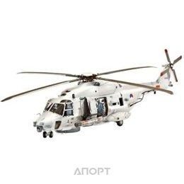 Revell Вертолет 1:72 NH-90 NFH Navy (2001г. Герм./Франция/Нидерланды/Италия) (RV04651)
