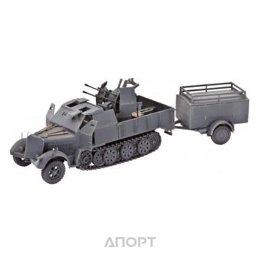 Revell Зенитная самоходная установка Sd.Kfz. 7/1, 1:72 (RV03195)