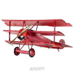 Revell Подарочный набор с самолетом Fokker DR.I, (RV64682)