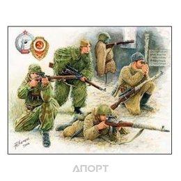 ZVEZDA WWII Soviet sniper team (ZVE3597)