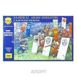 ZVEZDA Samurai infantry XVI-XVII A.D. (ZVE8017)