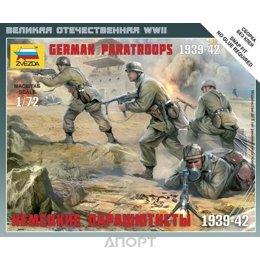 ZVEZDA Немецкие парашютисты 1939-1942 (ZVE6136)
