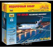 Фото ZVEZDA Пассажирский самолет ТУ-154М (ZVE7004)