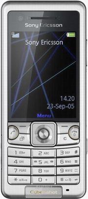 Фото Sony Ericsson C510i