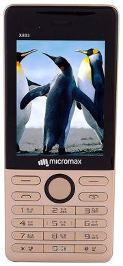 Фото Micromax X803