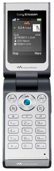Фото Sony Ericsson W380i