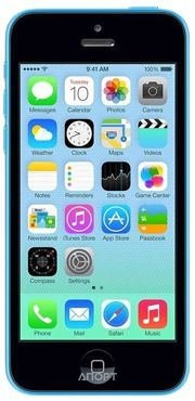 Фото Apple iPhone 5C 8GB Blue