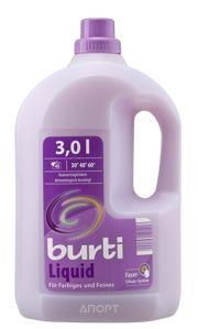 Фото Burti LIQUID жидкий концентрат для цветных тканей 3 л