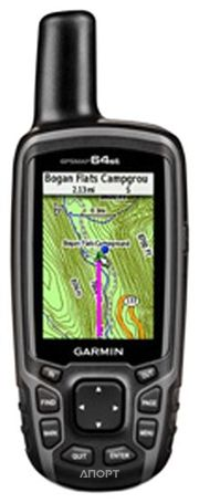 Фото Garmin GPSMAP 64ST