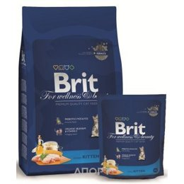 Brit Premium Cat Kitten 8 кг