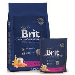 Brit Premium Cat Adult Salmon 8 кг