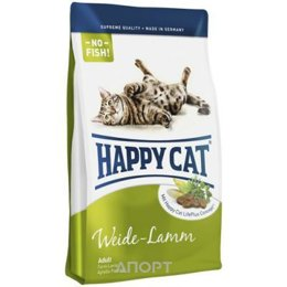 Happy Cat Weide-Lamm 0,3 кг
