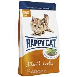 Happy Cat Atlantik-Lachs 300 гр