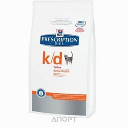 Hill's Prescription Diet Feline k/d 1,5 кг