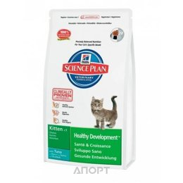 Hill's Science Plan Feline Kitten Healthy Development Tuna 2 кг