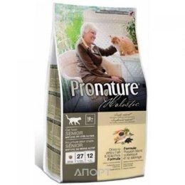 Pronature Holistic Senior White Fish&Wild Rice 2,72 кг
