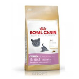 Royal Canin British Shorthair Kitten 0,4 кг