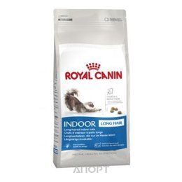 Royal Canin Indoor Long Hair 35 10 кг